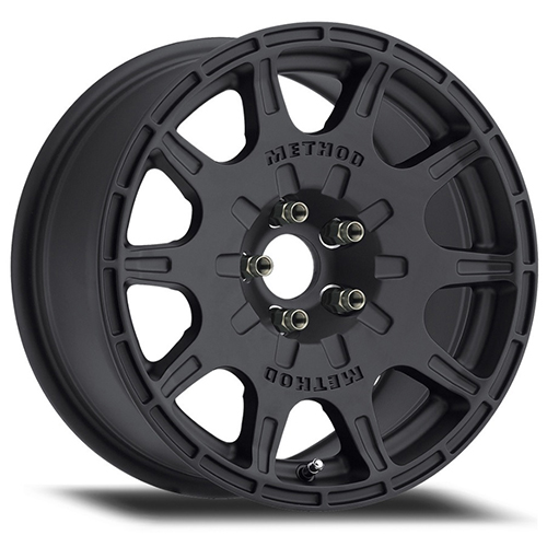 Method Race Wheels MR502 VT-SPEC Matte Black