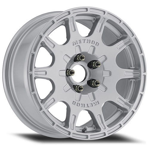 Method Race Wheels MR502 VT-SPEC Silver