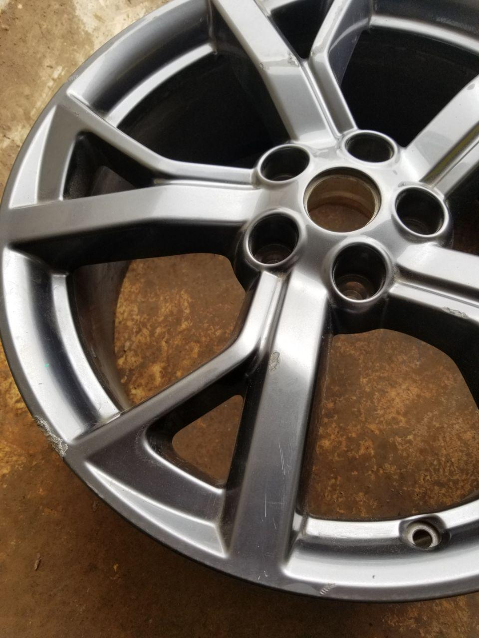 2012 NISSAN MAXIMA 19x8 5 SPOKE Hollander #62583 /  USED