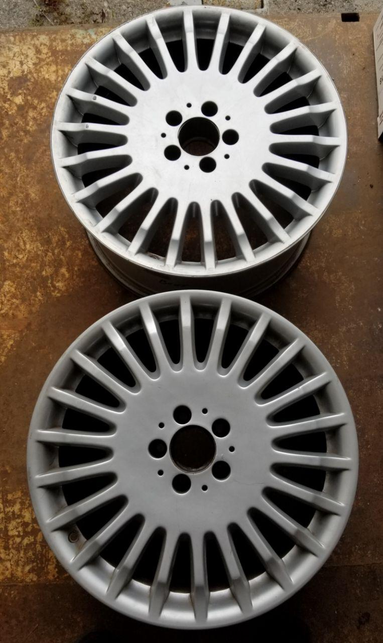 - OEM WHEELS - 2007 MERCEDES S-CLASS 19x9.5 22 SPOKE Hollander #65469 /  USED
