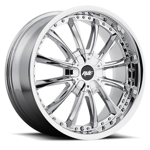 Avenue Wheels A611 Chrome