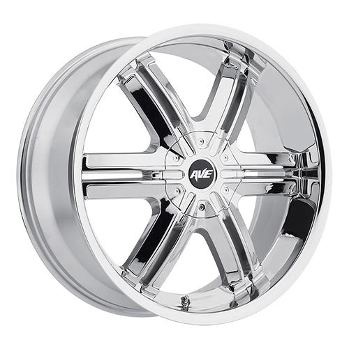 Avenue Wheels A612 Chrome
