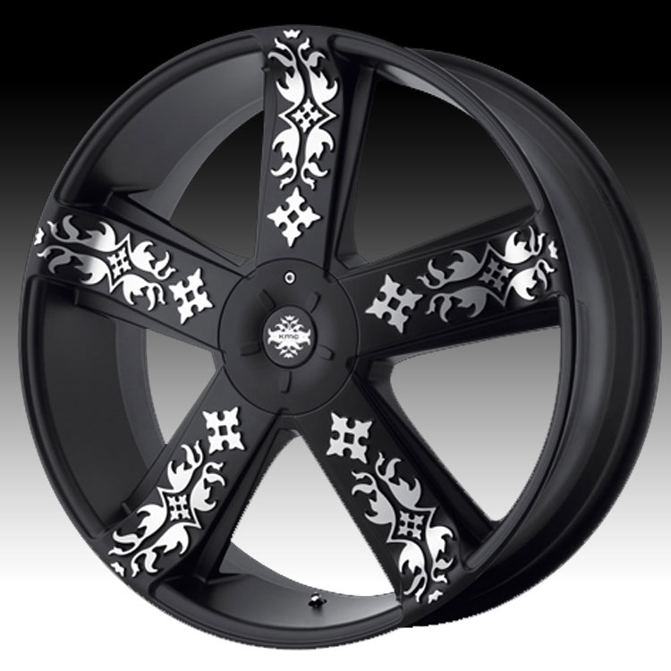 - WHEEL SPECIALS - KM669  (SOLD AS A SET OF 4)