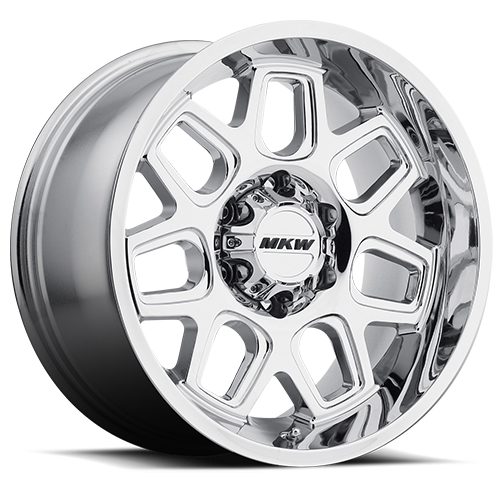 MKW Offroad Wheels M92 Chrome