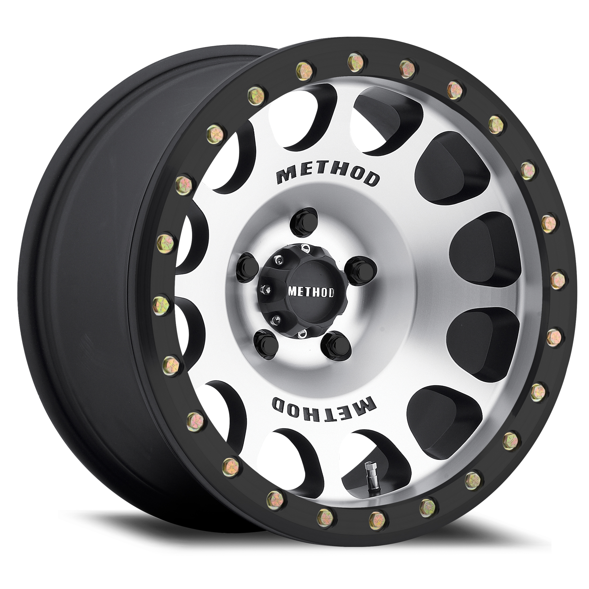 Method Race Wheels MR105 Beadlock Machined