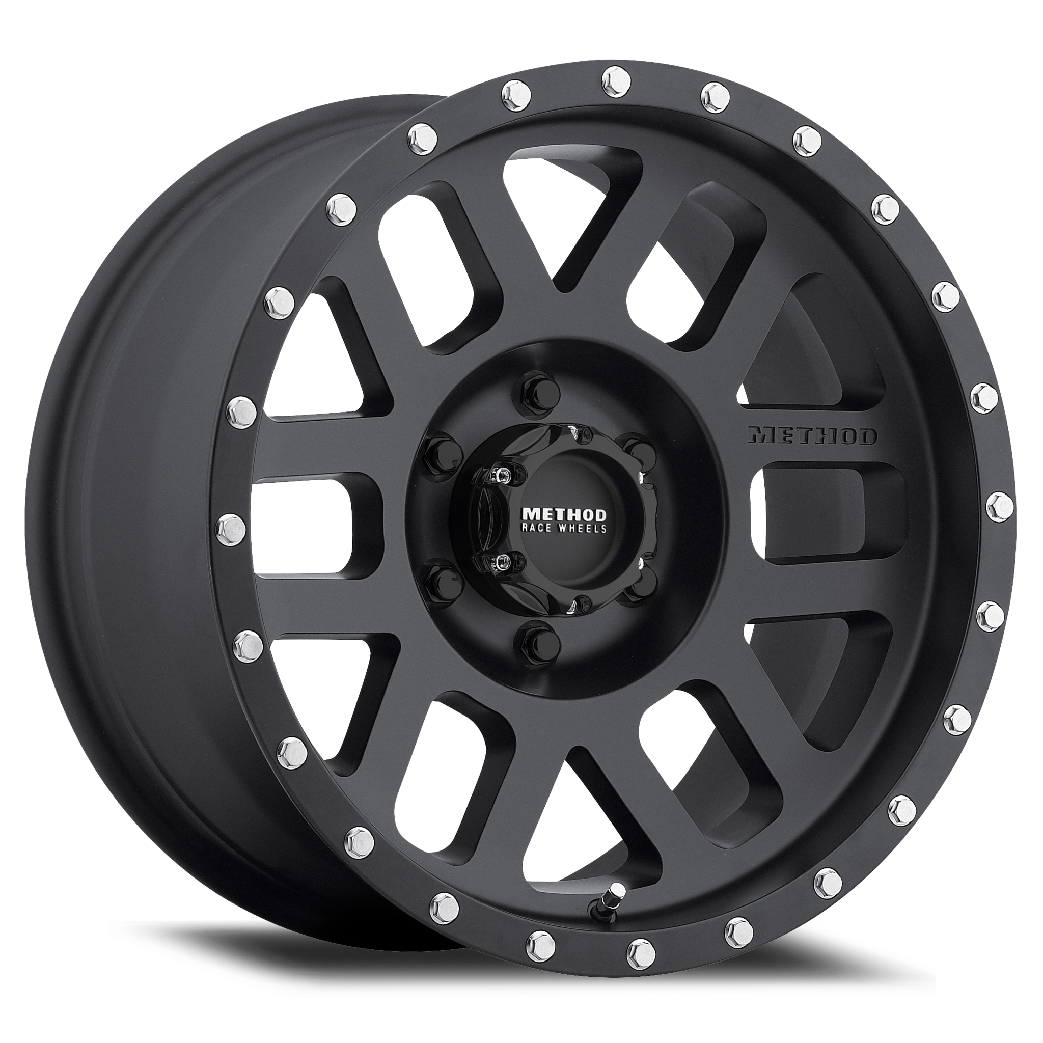 Method Race Wheels MR306 Mesh  Black