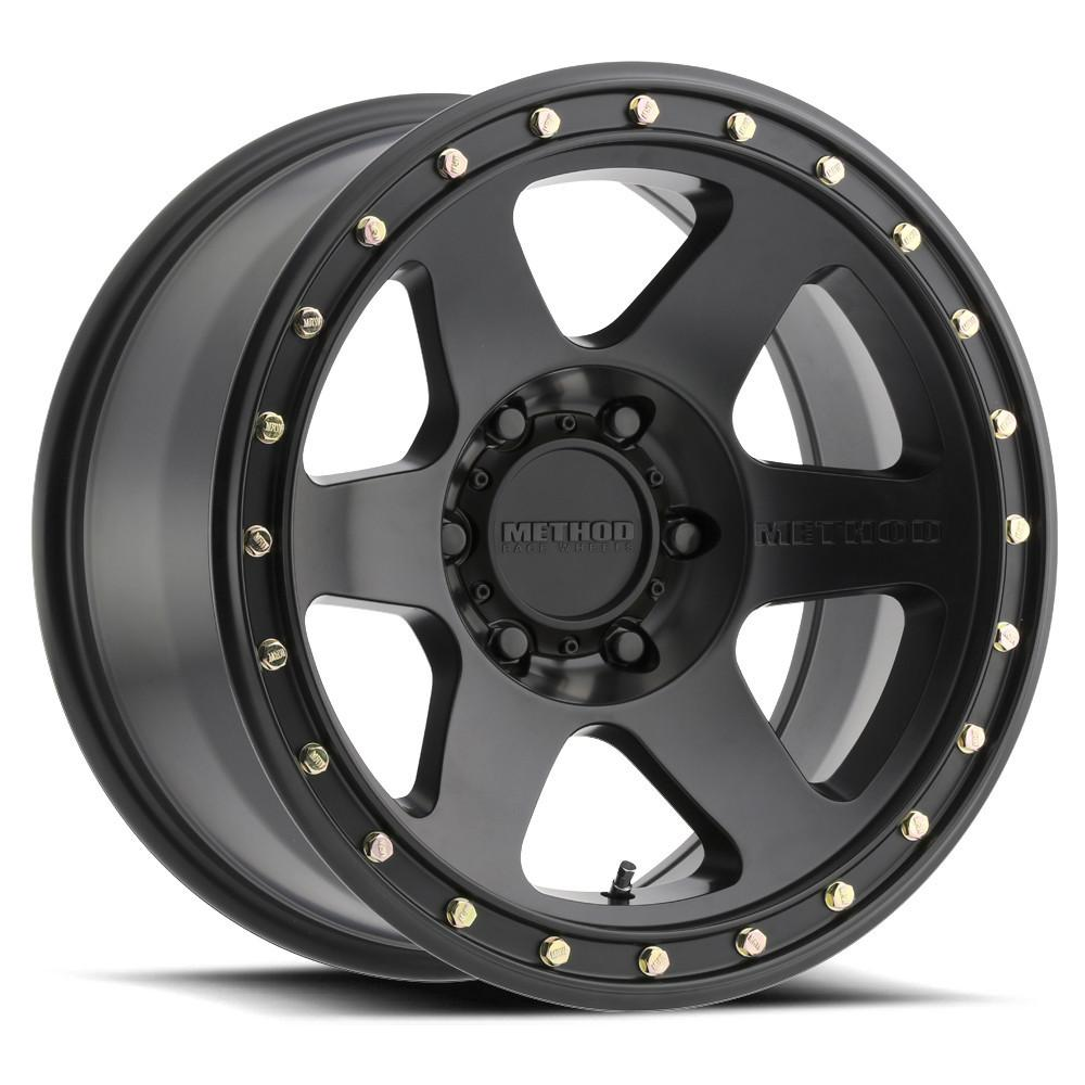 Method Race Wheels MR310 Con6 Black