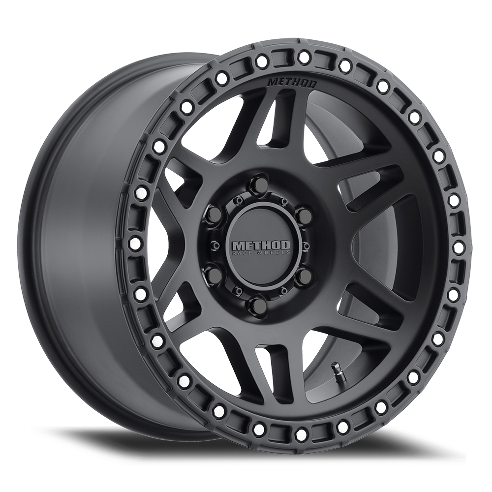Method Race Wheels MR312 Black