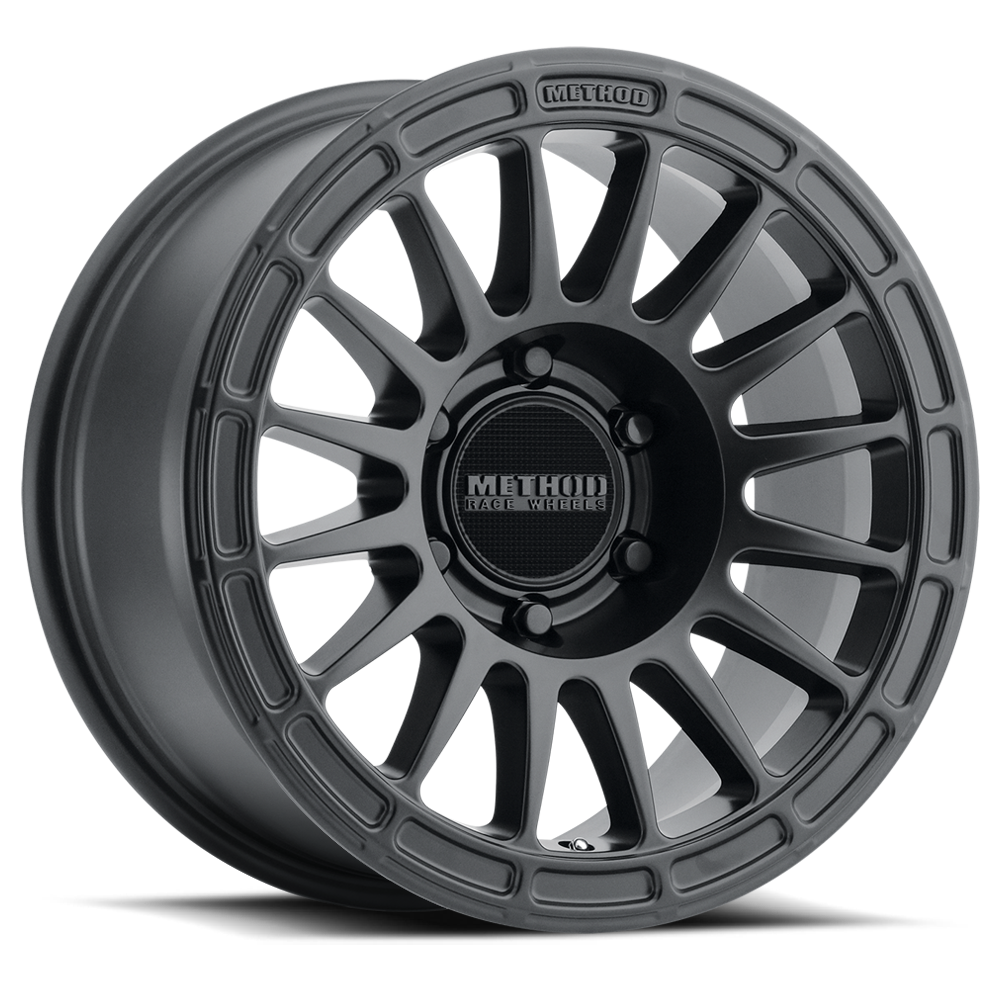 Method Race Wheels MR314 Black