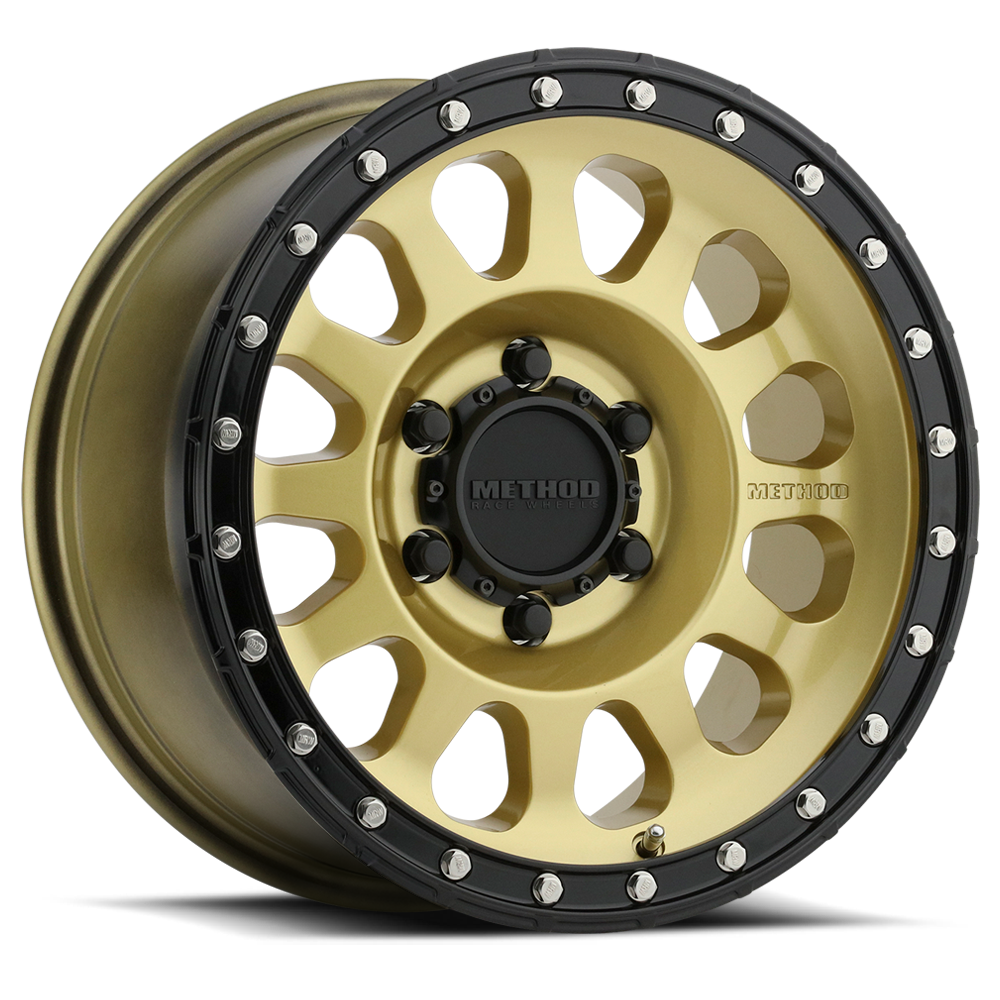 Method Race Wheels MR315 Gold