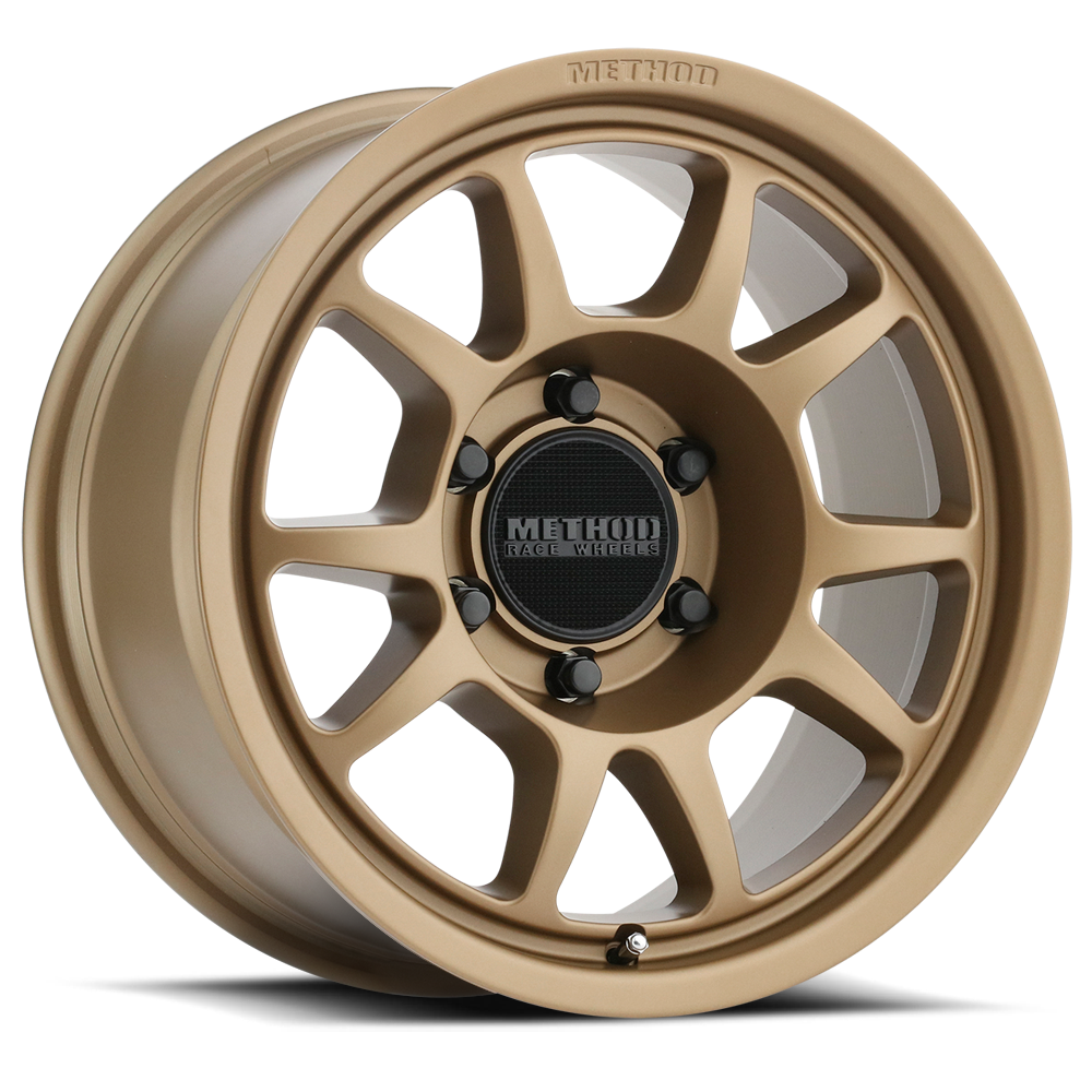 Method Race Wheels MR702 Bronze