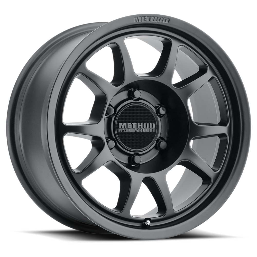 Method Race Wheels MR702 Black