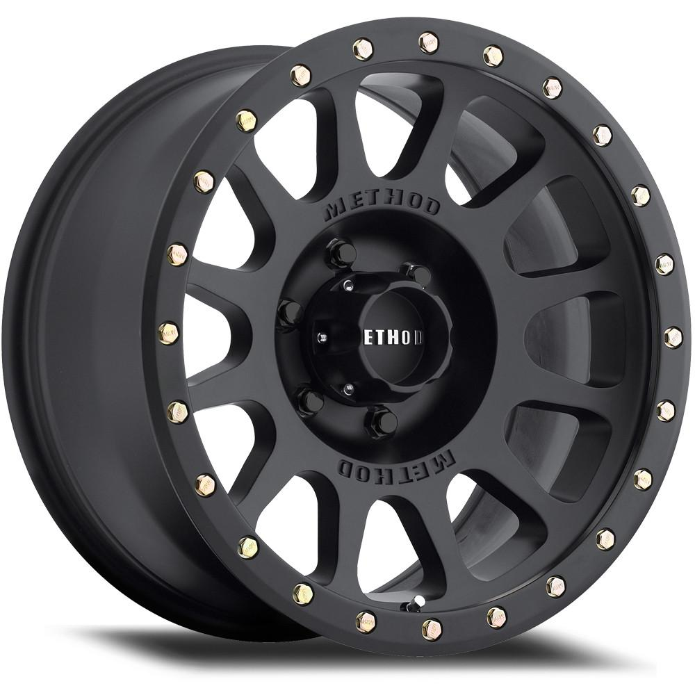 Method Race Wheels MR305 NV Black