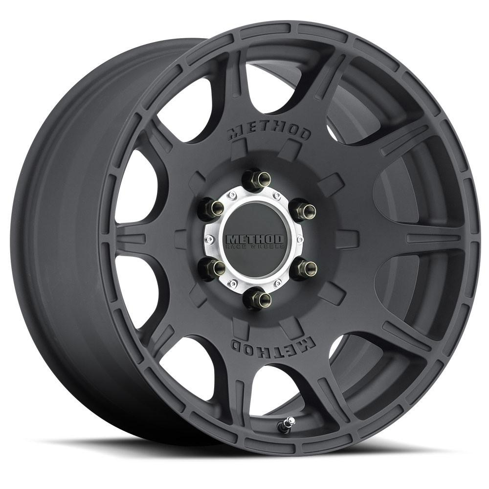 Method Race Wheels MR308 Roost Black