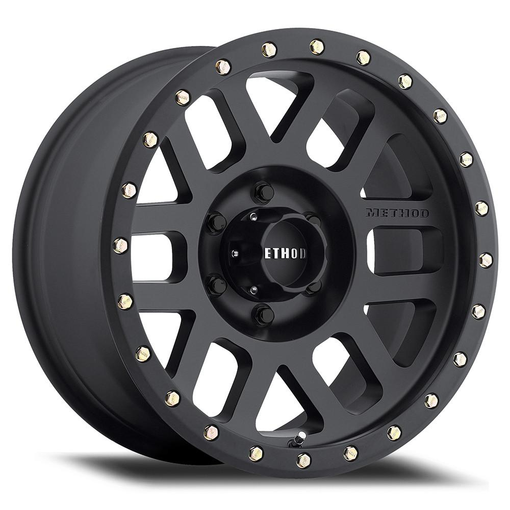 Method Race Wheels MR309 Grid Black
