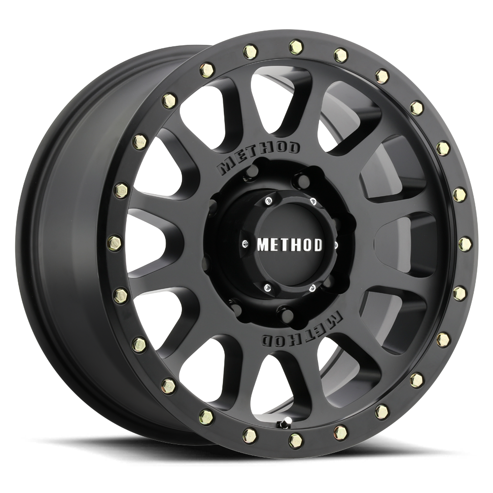 Method Race Wheels MR305 NV HD Black