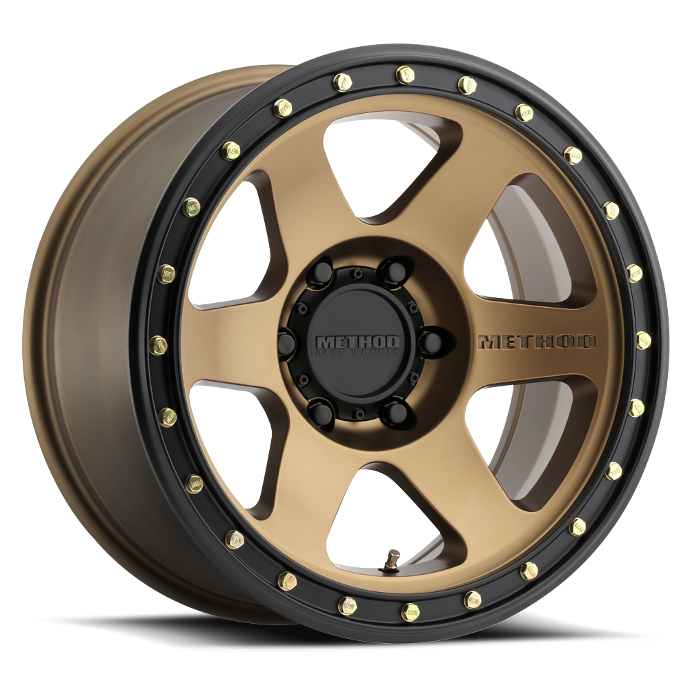Method Race Wheels MR310 Con6 Bronze
