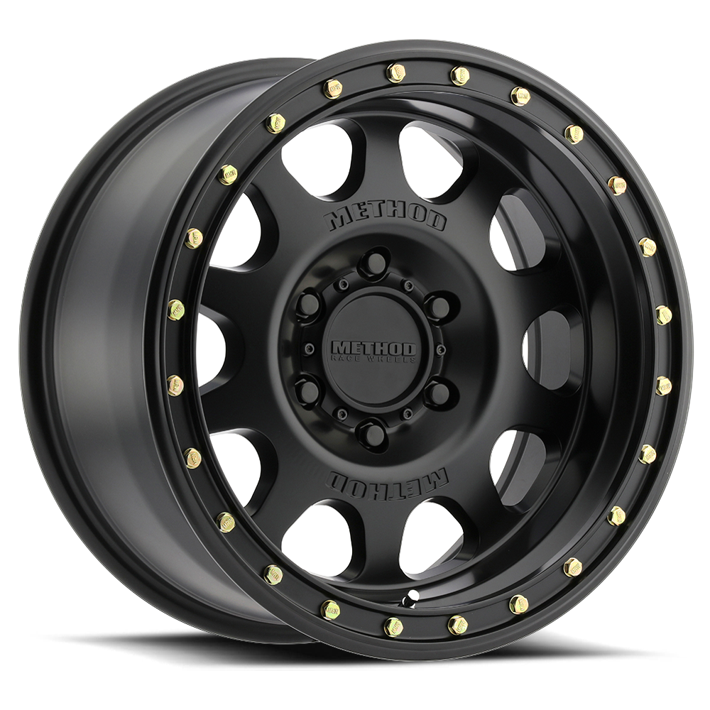Method Race Wheels MR311 Vex Black