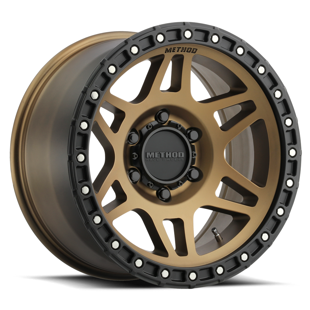 Method Race Wheels MR312 Bronze
