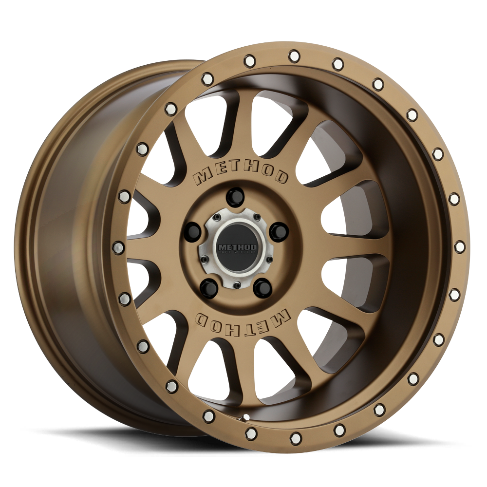 Method Race Wheels MR605 NV Bronze
