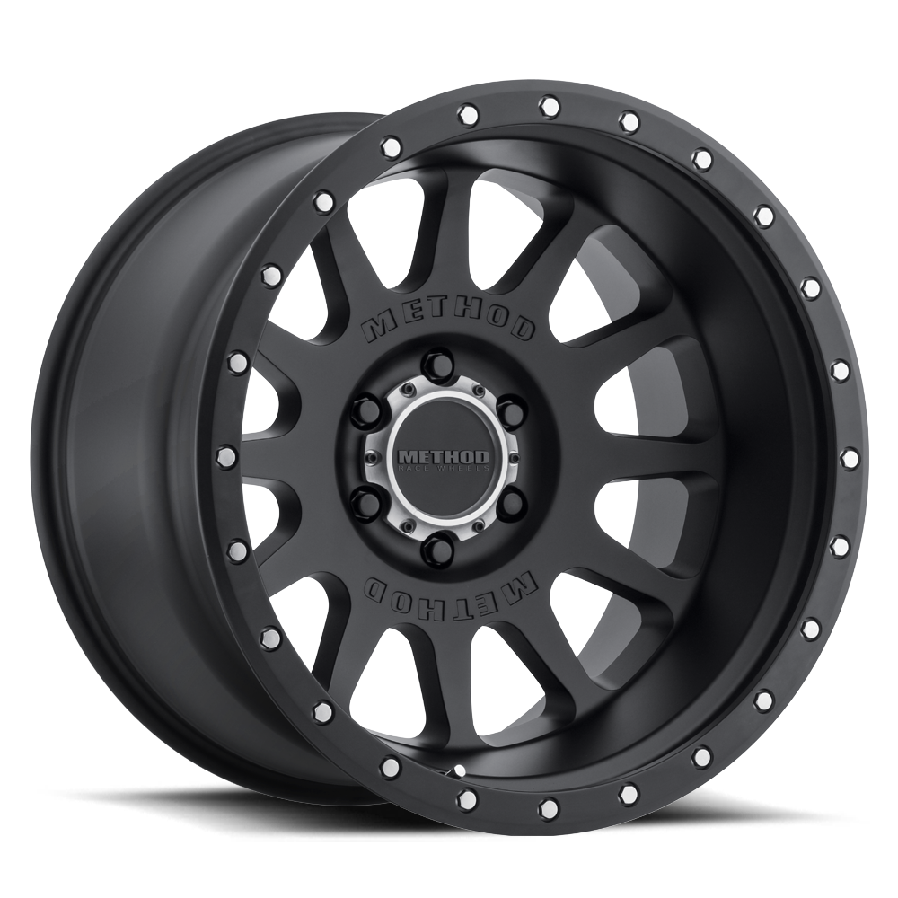 Method Race Wheels MR605 NV Black