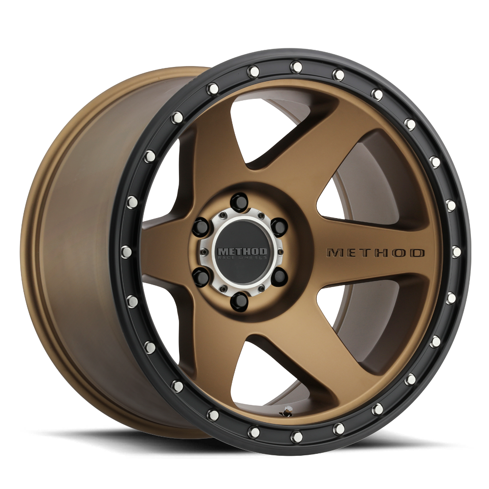 Method Race Wheels MR610 Con 6 Bronze