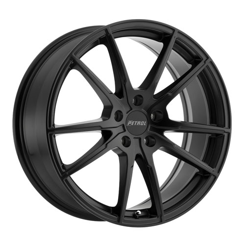Petrol Wheels P0A Black