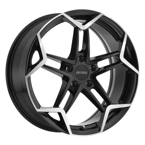Petrol Wheels P1A Black