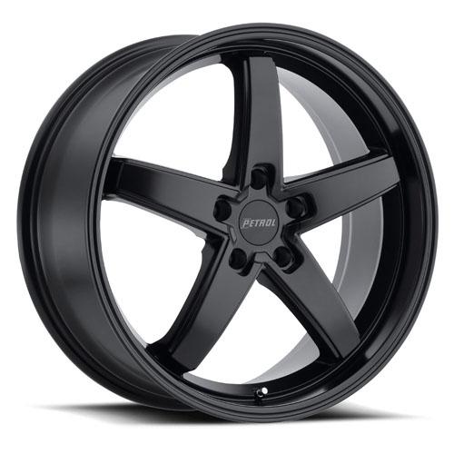 Petrol Wheels P1B Black