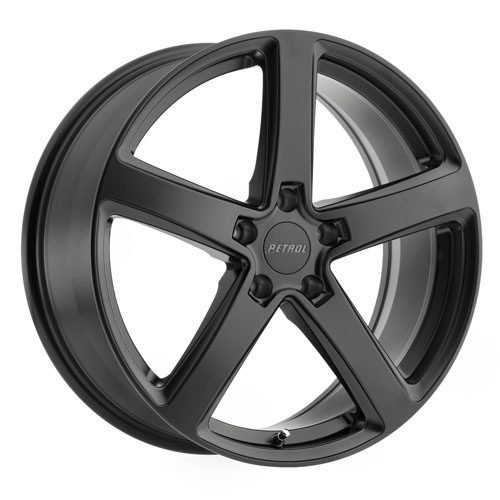 Petrol Wheels P2A Black