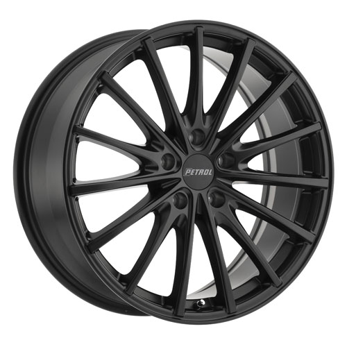 Petrol Wheels P3A Black