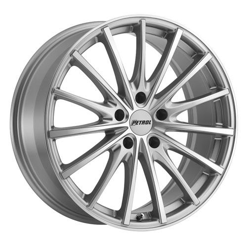 Petrol Wheels P3A Silver
