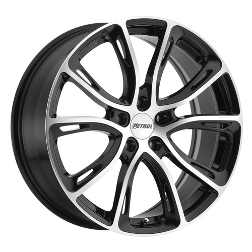 Petrol Wheels P5A Black