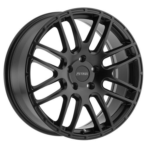 Petrol Wheels P6A Black