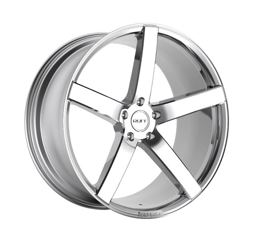Ruff Wheels R1 Chrome