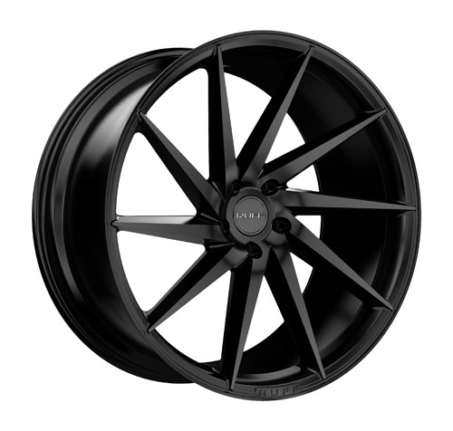 Ruff Wheels R2 Black