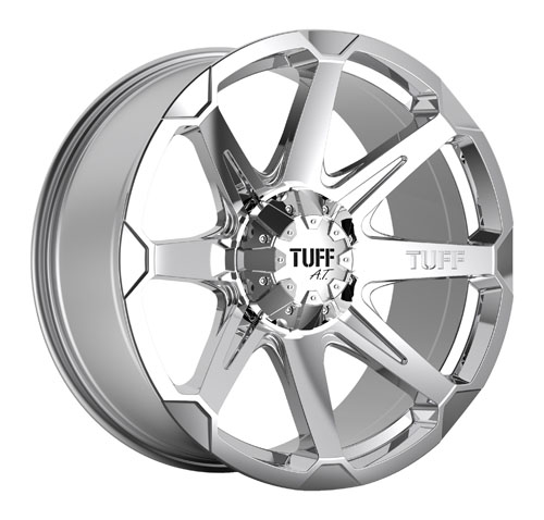 Tuff A.T (All-Terrain) Wheels T05 Chrome