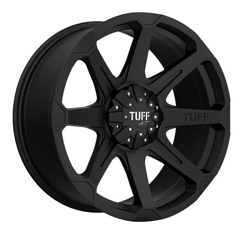 Tuff A.T (All-Terrain) Wheels T05 Black