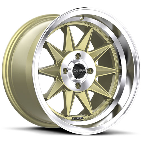 Ruff Wheels 358 Bronze