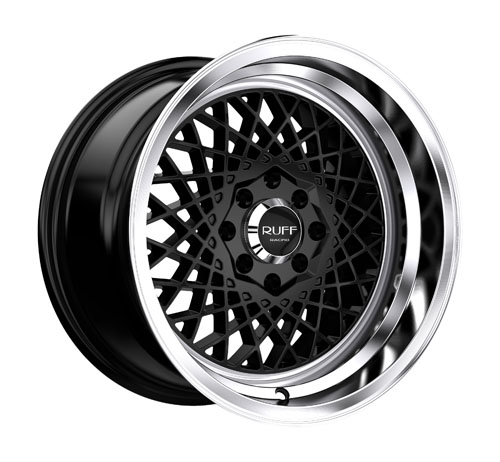 Ruff Wheels 362 Black