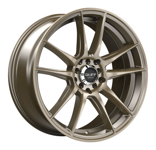 Ruff Wheels 364 Bronze