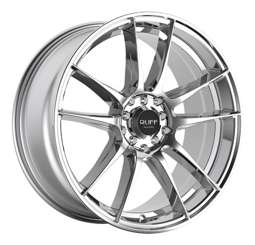 Ruff Wheels 364 Chrome