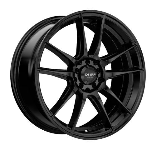 Ruff Wheels 364 Black