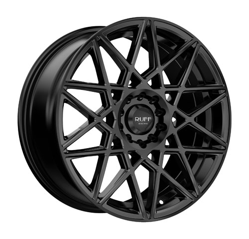 Ruff Wheels 365 Black