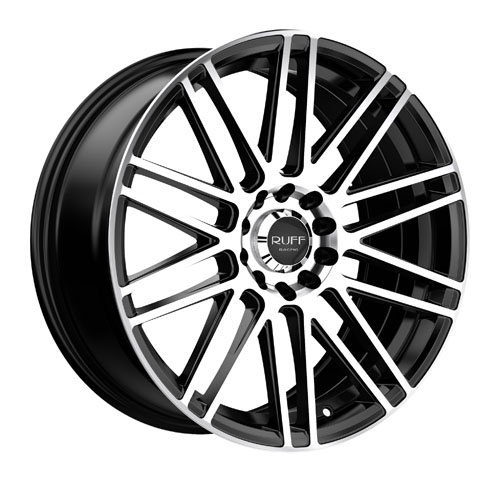 Ruff Wheels 367 Black