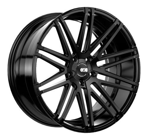 XO Luxury Wheels Milan Black