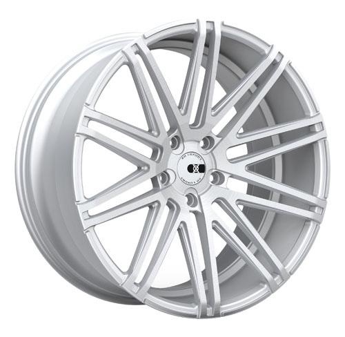 XO Luxury Wheels Milan Silver
