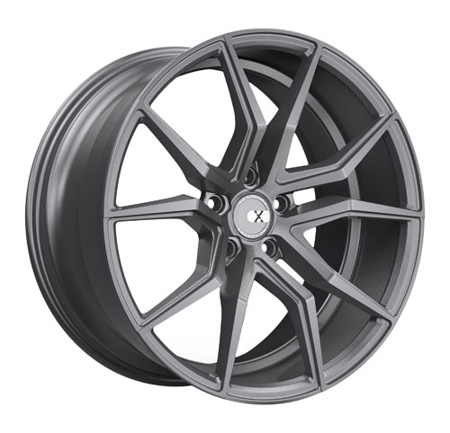 XO Luxury Wheels Verona Gunmetal