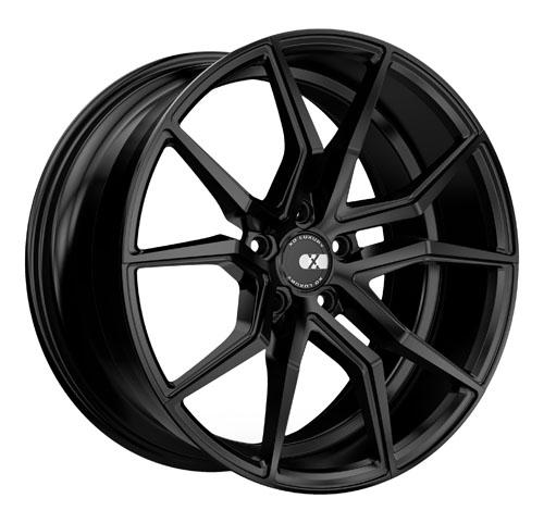 XO Luxury Wheels Verona Black