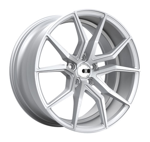 XO Luxury Wheels Verona Silver